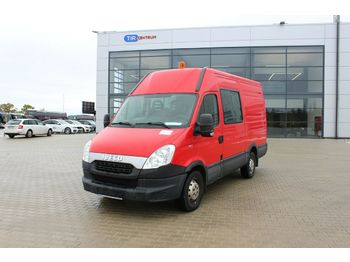 Iveco DAILY 35S11 SV, 6 SEATS , AUXILIARY HEATING  - furgon