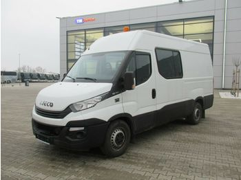 Iveco DAILY 35S12, EURO 6, BEACONS, AUXILIARY HEATING  - furgon