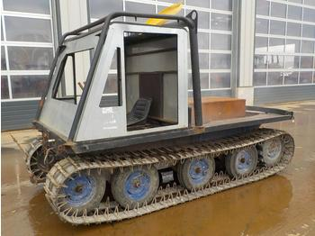 Wild Track Tracked Utility Vehicle (WILL BE SOLD IN DEADROW) - čtyřkolka