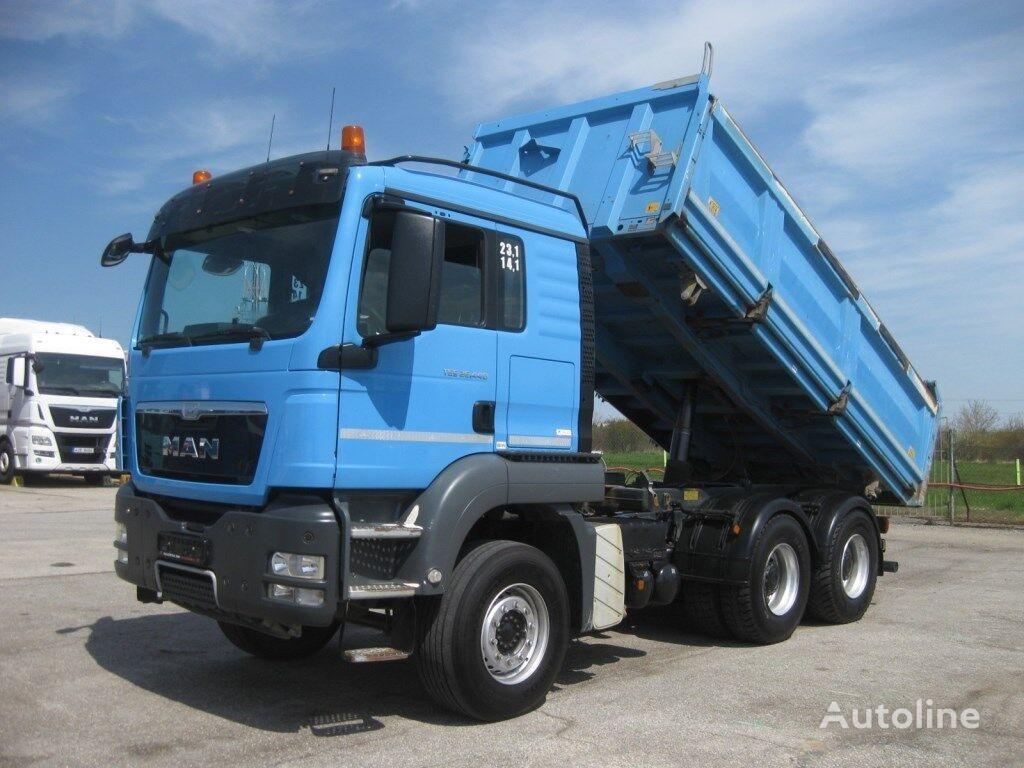 nákladní automobil valníkový/ plošinový MAN TGS 26.440 BL 6x4