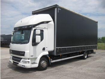 Plachtový nákladní auto DAF FA LF45 4x2