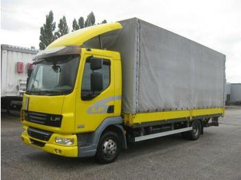 Plachtový nákladní auto  DAF - LF 45.210 4x2