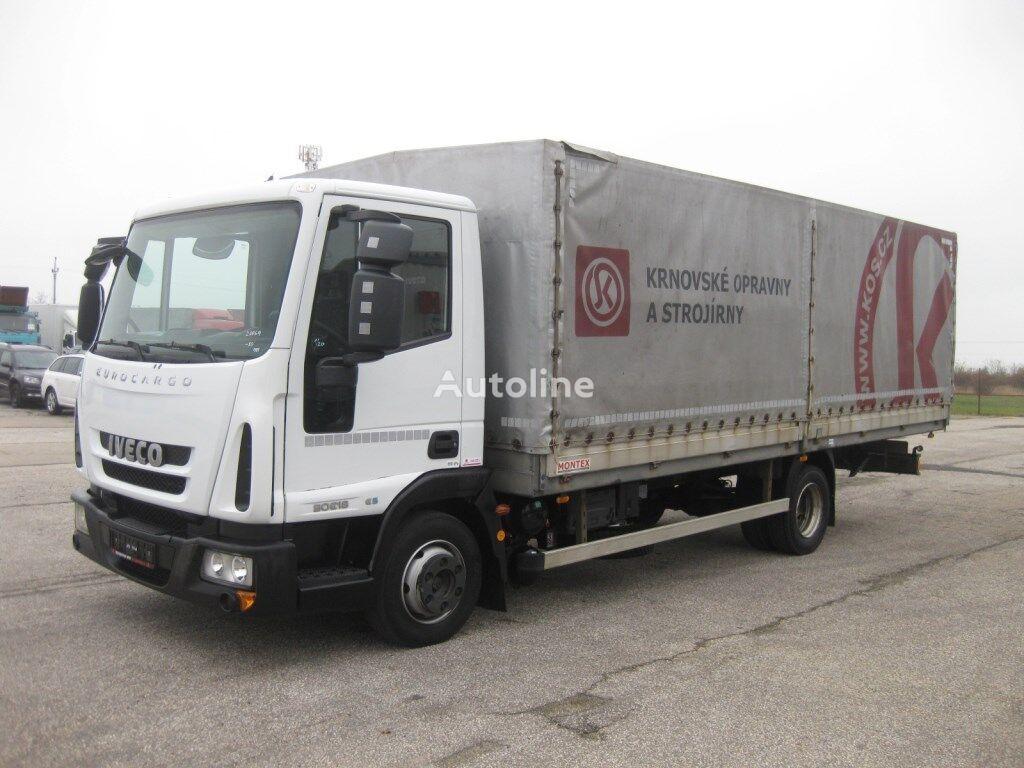 plachtový nákladní auto IVECO ML 90E18 Eurocargo 4x2