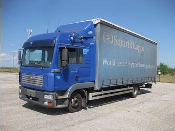 Plachtový nákladní auto MAN TGL 12.240 4X2 BL 4x2