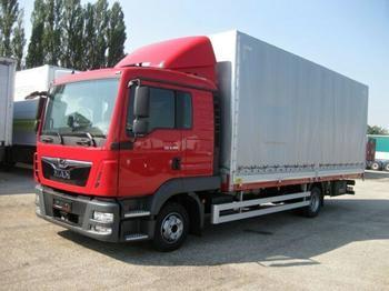 Plachtový nákladní auto  MAN - TGL 8.190 4x2 BB Vorführwagen