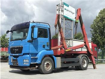 Ramenový nosič kontajnerov  MAN - TGS 18.400 BL Absetzkipper