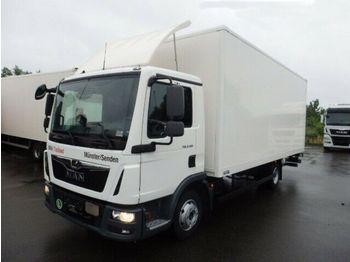 Skříňový nákladní auto MAN TGL 8.180 BL