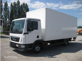 Skříňový nákladní auto MAN TGL 8.180 BL 4x2
