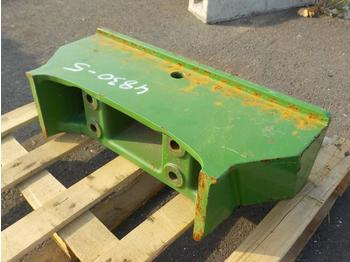 Front  Weight to suit John Deere Tractor 6er Series - protizávaží