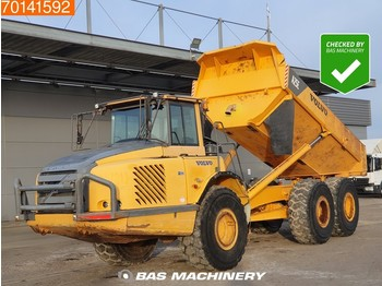Volvo A25E BODY HEAT - FROM FIRS OWNER - kloubový sklápěč