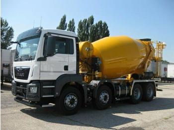Míchačka betonové směsi  MAN - TGS 32.430 BB Stetter UltraEco AUT/NAVI/SMART