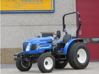 New Holland Boomer 50 - mini traktor
