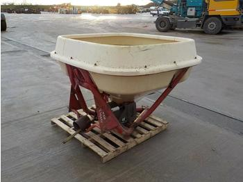 Vicon PTO Driven Fertiliser Spreader to suit 3 Point Linkage - rozmetadlo hnoje