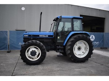 New Holland 8340 - traktor